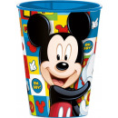 Disney Mickey Glass, Plastic 260 ml