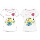 nagyker Pólók, shirt: Minyonok női póló, felső S-XL