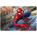 Plate with Spiderman , Spiderman 3D