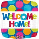 Welcome Home Foil balloons 43 cm