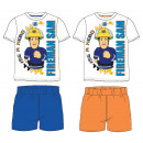 Children's Short pyjamas Fireman Sam , Sam'