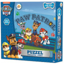 Großhandel Lizenzartikel: Puzzle 100 Teile Paw Patrol , Paw Patrol