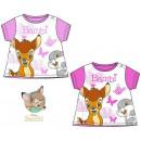 grossiste Articles sous Licence: T-shirt bébé, top Disney Bambi 6-24 mois