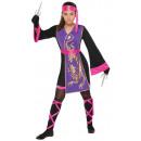 Sassy Samurai, Samurai Costume 8-10 years
