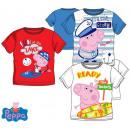 T-shirt pour les enfants, haut Peppa Pig 3-8 ans