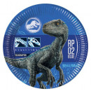 Jurassic World Paper tray 8 pcs 23 cm