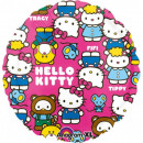 Hello Kitty hoja hincha 43 cm