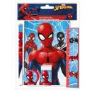 hurtownia Upominki & Artykuly papiernicze: Zestaw przyborów Spiderman (5 szt.)