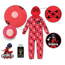 Miraculous Ladybug kid's pajamas lit in the da