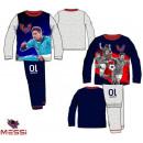 Kinderen lange pyjama Lionel Messi 4-8 jaar