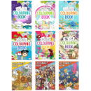 Cheerful Coloring 72 pages