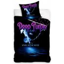 Poszewka na pościel Deep Purple 140 × 200 cm, 70 ×