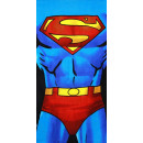Superman bath towel, beach towel 70 * 140cm