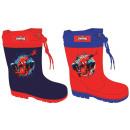 Spiderman, Spiderman kids rubber boots 24-34