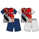 Pókember gyerek rövid pizsama Díszdobozban 3-8 év