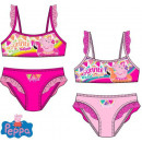 Children's swimsuit, bikini Peppa Pig 3-8 year