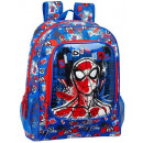 Spiderman School bag, bag 42 cm