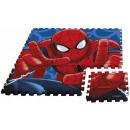 Spiderman SpongeBob Puzzle Mat 9pcs
