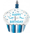 wholesale Gifts & Stationery: Happy Birthday 1 Foil balloons 91 cm