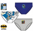 Children's Underwear, Batman 3 pieces / packag