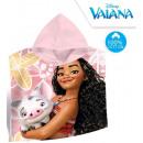 Disney Vaiana towel poncho 60 * 120cm