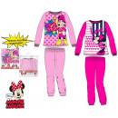 Kids Long pyjamas Disney Minnie 3-8 Years