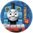wholesale Party Items: Thomas and Friends Paper plate 8 pcs 23 cm