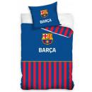FCB, FC Barcelona bed linen 140 × 200 cm, 70x90 cm