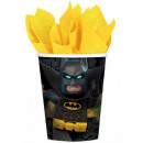 LEGO Batman paper cup 8 pieces 266 ml