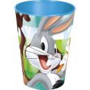 ingrosso Articoli da Regalo & Cartoleria: Looney Tunes , vetro Looney Tunes, plastica 260