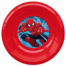 Spiderman , Spiderman Deep Plate, Plastic 3D