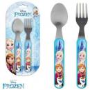 Zestaw sztućców - 2 sztuki Disney frozen