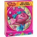 Wall clock Trolls, Trolls 25cm