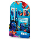 Ensemble de papeterie (5 pièces) Disney Nemo et Do