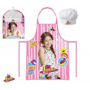 Kids Apron Set of 2 sets of Disney Soy Luna