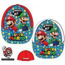 ingrosso Prodotti con Licenza (Licensing): 52-54cm berretto  da baseball dei bambini di Super