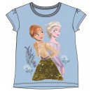 Disney Ice Magic Sequined Kids Short T-Shirt 3-8 y