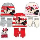 cappelli e guanti per bambini impostati Disney Min