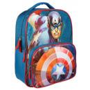 Vengeance 3D Schoolbag, bag 41 cm