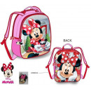 Backpack Bag Disney Minnie 32 cm