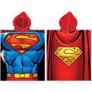 Superman beach towel poncho 50 * 115cm