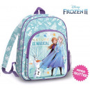 Disney Ice magic School bag, bag 42cm