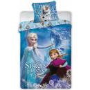 Pościel Disney frozen , Ice Magic 160 × 200cm
