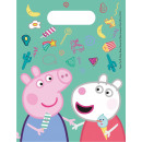 wholesale Gift Wrapping: Peppa Pig , Peppa pig Gift bag 6 pcs