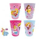 Ensemble de verre - 4 pièces Disney Princesse
