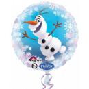 Disneyfrozen , Balony Foliowe Magia Lodu 43 cm