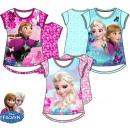 T-shirt per bambini, top Disney frozen , Ice Magic