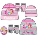 Kids' Cap + Gloves Set Disney Princess