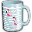 Micro mug, Flamingo, Flamingo