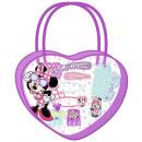 Disney Minnie hair accessory + handbag
